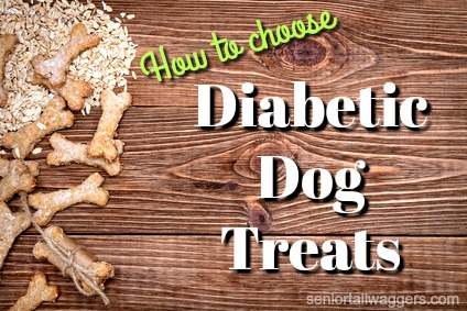 About diabetic dog treats